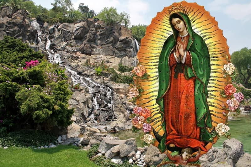 Virgen de Guadlupe